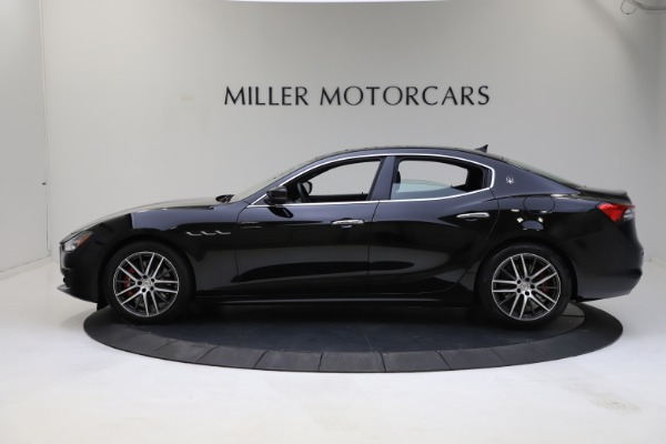 New 2021 Maserati Ghibli S Q4 for sale $86,654 at Pagani of Greenwich in Greenwich CT 06830 5