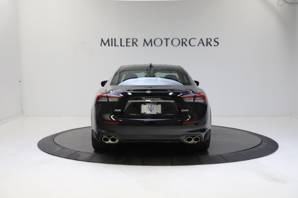 New 2021 Maserati Ghibli S Q4 for sale $86,654 at Pagani of Greenwich in Greenwich CT 06830 8