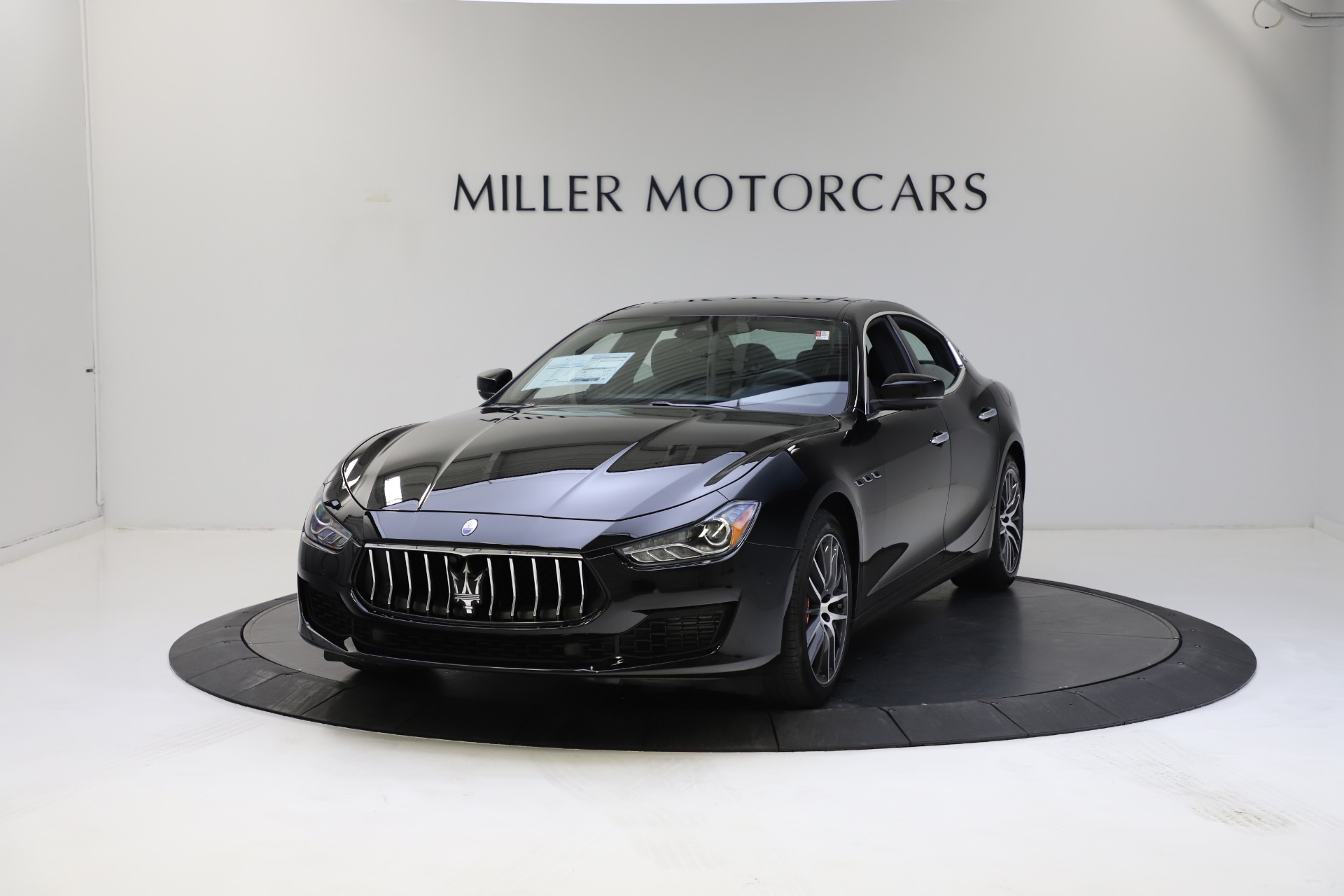 New 2021 Maserati Ghibli S Q4 for sale $86,654 at Pagani of Greenwich in Greenwich CT 06830 1