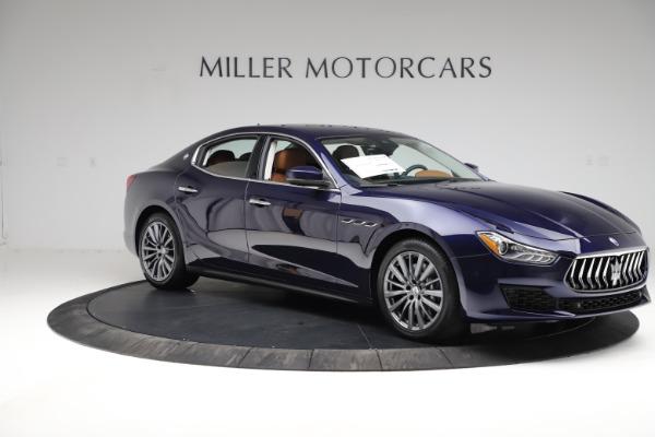 New 2021 Maserati Ghibli S Q4 for sale $86,954 at Pagani of Greenwich in Greenwich CT 06830 10