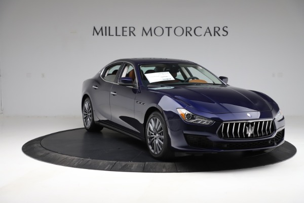 New 2021 Maserati Ghibli S Q4 for sale $86,954 at Pagani of Greenwich in Greenwich CT 06830 11