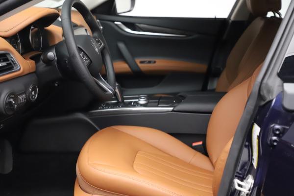 New 2021 Maserati Ghibli S Q4 for sale $86,954 at Pagani of Greenwich in Greenwich CT 06830 13