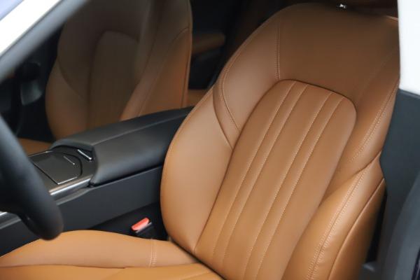 New 2021 Maserati Ghibli S Q4 for sale $86,954 at Pagani of Greenwich in Greenwich CT 06830 15