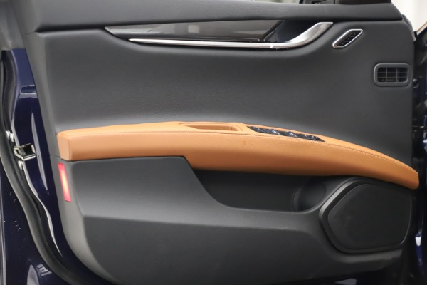 New 2021 Maserati Ghibli S Q4 for sale $86,954 at Pagani of Greenwich in Greenwich CT 06830 16