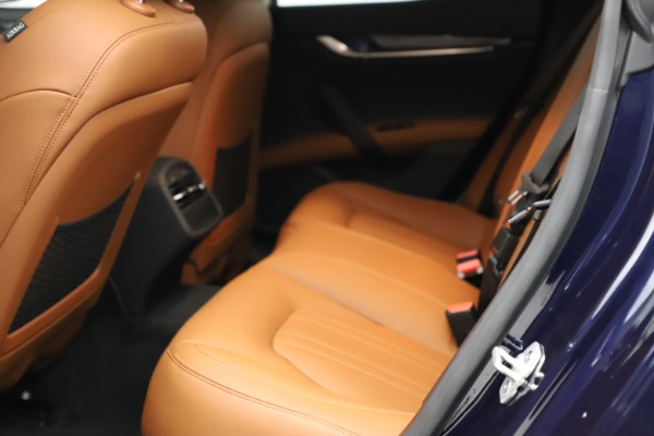 New 2021 Maserati Ghibli S Q4 for sale $86,954 at Pagani of Greenwich in Greenwich CT 06830 17
