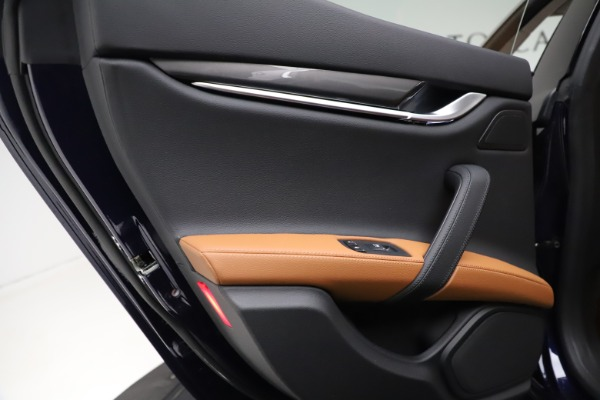 New 2021 Maserati Ghibli S Q4 for sale $86,954 at Pagani of Greenwich in Greenwich CT 06830 19