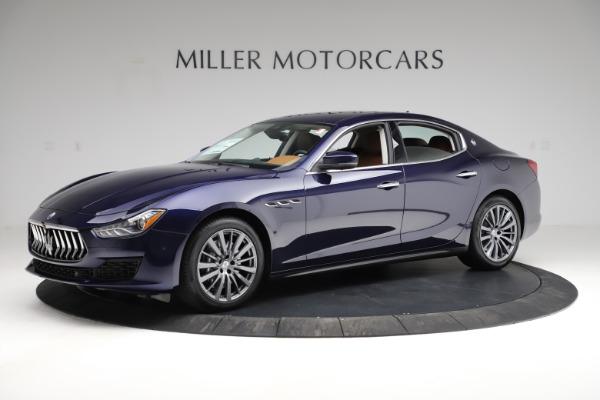New 2021 Maserati Ghibli S Q4 for sale $86,954 at Pagani of Greenwich in Greenwich CT 06830 2