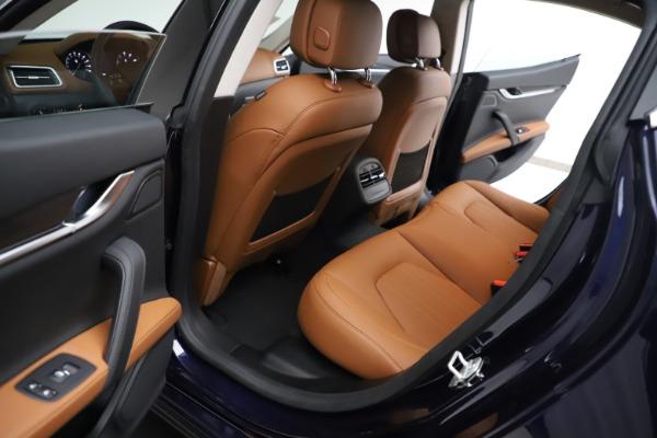 New 2021 Maserati Ghibli S Q4 for sale $86,954 at Pagani of Greenwich in Greenwich CT 06830 21