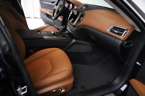 New 2021 Maserati Ghibli S Q4 for sale $86,954 at Pagani of Greenwich in Greenwich CT 06830 22
