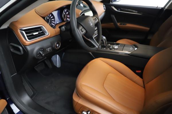 New 2021 Maserati Ghibli S Q4 for sale $86,954 at Pagani of Greenwich in Greenwich CT 06830 23