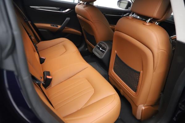 New 2021 Maserati Ghibli S Q4 for sale $86,954 at Pagani of Greenwich in Greenwich CT 06830 24