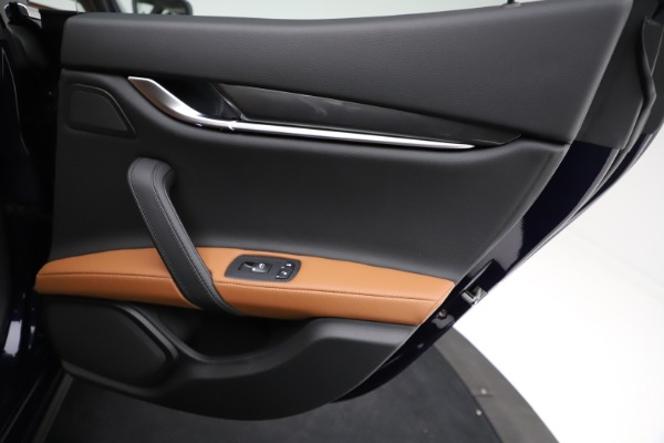 New 2021 Maserati Ghibli S Q4 for sale $86,954 at Pagani of Greenwich in Greenwich CT 06830 25