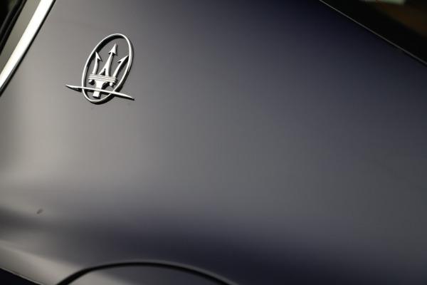 New 2021 Maserati Ghibli S Q4 for sale $86,954 at Pagani of Greenwich in Greenwich CT 06830 26