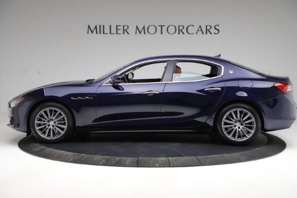 New 2021 Maserati Ghibli S Q4 for sale $86,954 at Pagani of Greenwich in Greenwich CT 06830 3