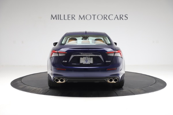 New 2021 Maserati Ghibli S Q4 for sale $86,954 at Pagani of Greenwich in Greenwich CT 06830 6