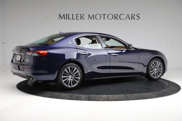 New 2021 Maserati Ghibli S Q4 for sale $86,954 at Pagani of Greenwich in Greenwich CT 06830 8