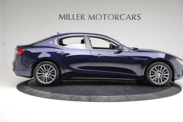 New 2021 Maserati Ghibli S Q4 for sale $86,954 at Pagani of Greenwich in Greenwich CT 06830 9