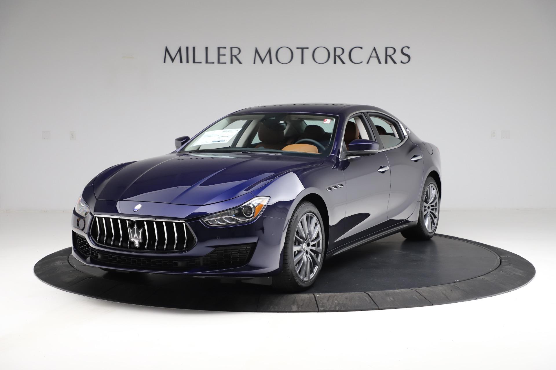 New 2021 Maserati Ghibli S Q4 for sale $86,954 at Pagani of Greenwich in Greenwich CT 06830 1