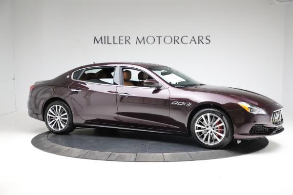 New 2021 Maserati Quattroporte S Q4 for sale $114,149 at Pagani of Greenwich in Greenwich CT 06830 10