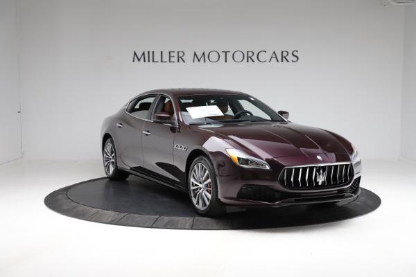 New 2021 Maserati Quattroporte S Q4 for sale $114,149 at Pagani of Greenwich in Greenwich CT 06830 11