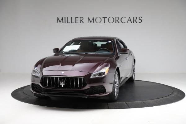 New 2021 Maserati Quattroporte S Q4 for sale $114,149 at Pagani of Greenwich in Greenwich CT 06830 12