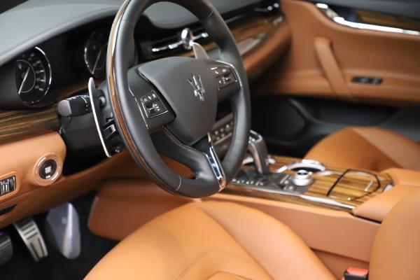 New 2021 Maserati Quattroporte S Q4 for sale $114,149 at Pagani of Greenwich in Greenwich CT 06830 13