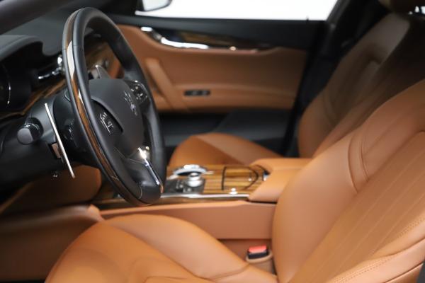 New 2021 Maserati Quattroporte S Q4 for sale $114,149 at Pagani of Greenwich in Greenwich CT 06830 14