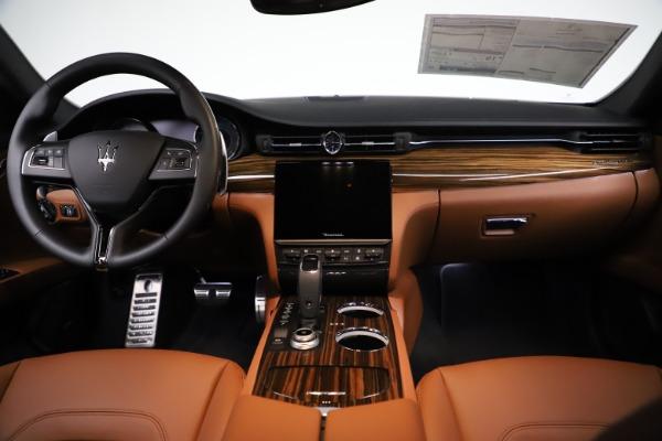 New 2021 Maserati Quattroporte S Q4 for sale $114,149 at Pagani of Greenwich in Greenwich CT 06830 16