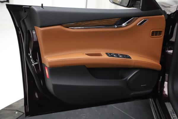 New 2021 Maserati Quattroporte S Q4 for sale $114,149 at Pagani of Greenwich in Greenwich CT 06830 17