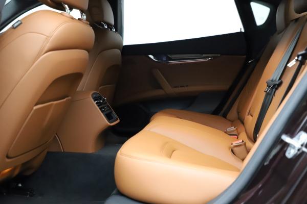 New 2021 Maserati Quattroporte S Q4 for sale $114,149 at Pagani of Greenwich in Greenwich CT 06830 18