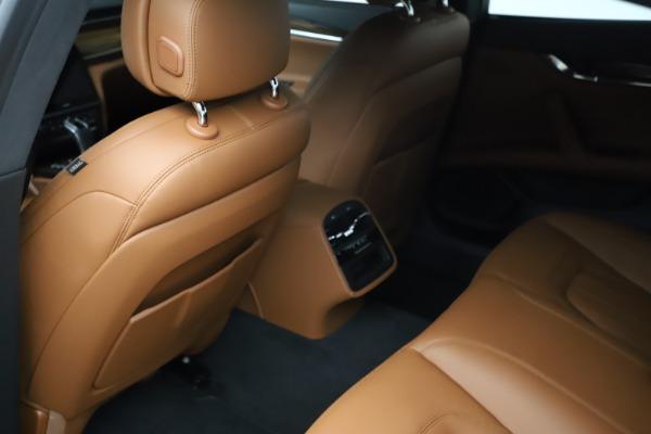 New 2021 Maserati Quattroporte S Q4 for sale $114,149 at Pagani of Greenwich in Greenwich CT 06830 19