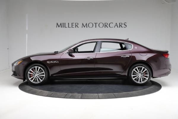 New 2021 Maserati Quattroporte S Q4 for sale $114,149 at Pagani of Greenwich in Greenwich CT 06830 2
