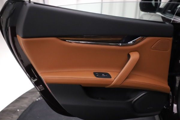 New 2021 Maserati Quattroporte S Q4 for sale $114,149 at Pagani of Greenwich in Greenwich CT 06830 20