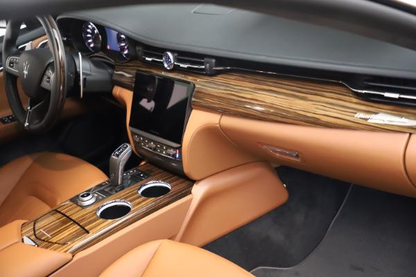 New 2021 Maserati Quattroporte S Q4 for sale $114,149 at Pagani of Greenwich in Greenwich CT 06830 21