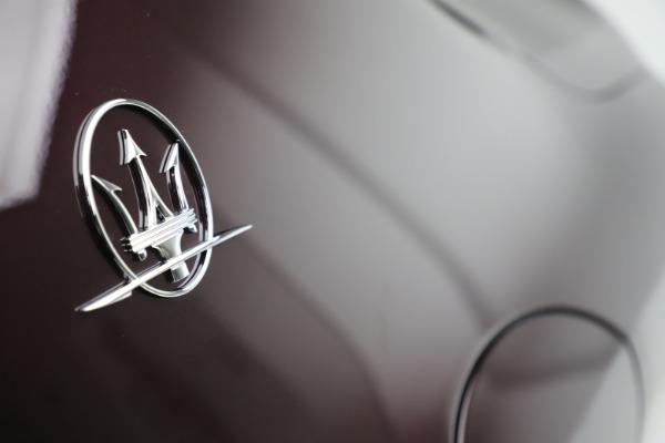 New 2021 Maserati Quattroporte S Q4 for sale $114,149 at Pagani of Greenwich in Greenwich CT 06830 23