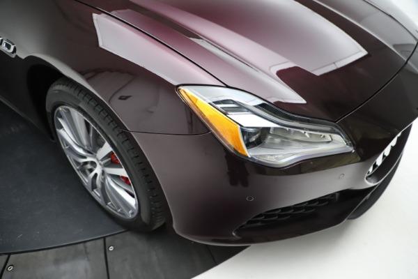 New 2021 Maserati Quattroporte S Q4 for sale $114,149 at Pagani of Greenwich in Greenwich CT 06830 24