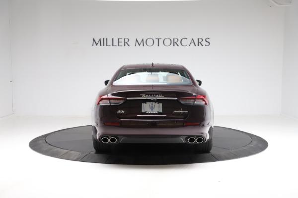 New 2021 Maserati Quattroporte S Q4 for sale $114,149 at Pagani of Greenwich in Greenwich CT 06830 6