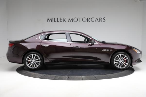 New 2021 Maserati Quattroporte S Q4 for sale $114,149 at Pagani of Greenwich in Greenwich CT 06830 9