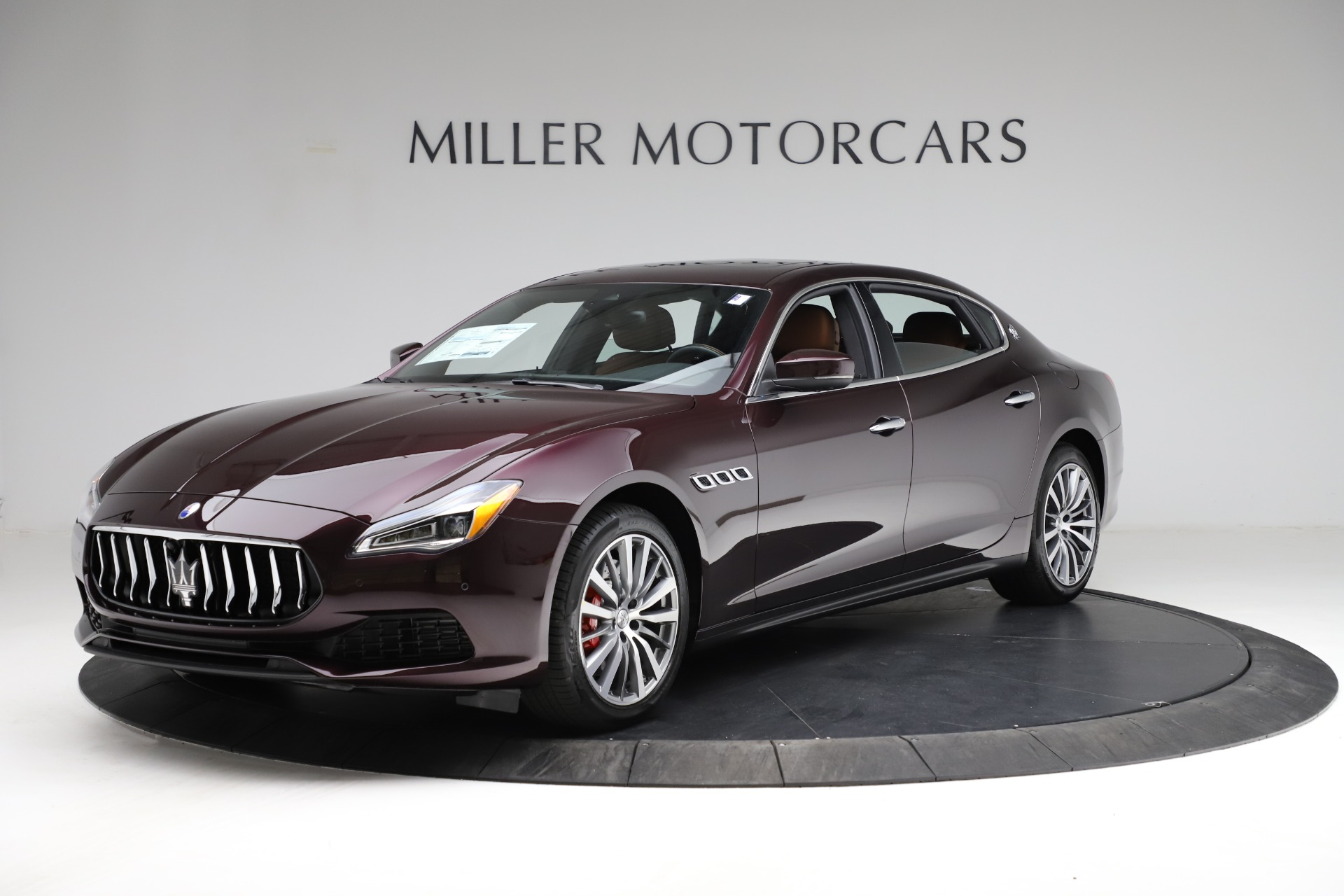 New 2021 Maserati Quattroporte S Q4 for sale $114,149 at Pagani of Greenwich in Greenwich CT 06830 1