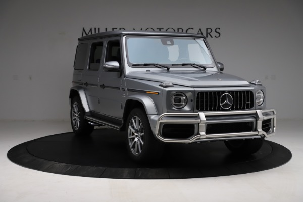 Used 2021 Mercedes-Benz G-Class AMG G 63 for sale $219,900 at Pagani of Greenwich in Greenwich CT 06830 11