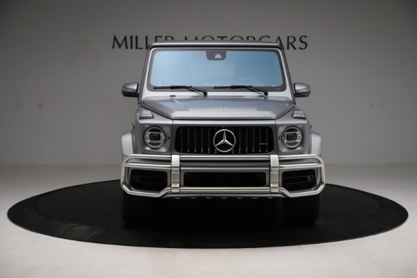 Used 2021 Mercedes-Benz G-Class AMG G 63 for sale $219,900 at Pagani of Greenwich in Greenwich CT 06830 12