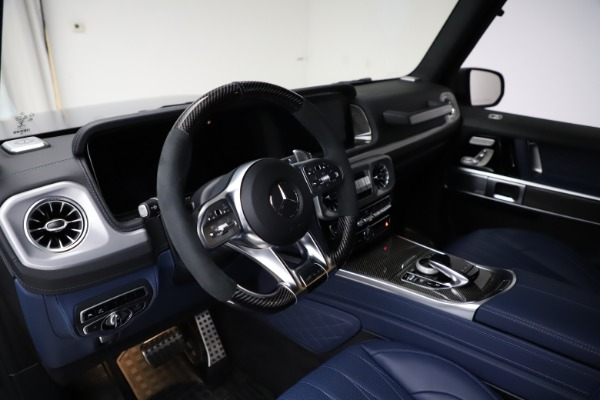 Used 2021 Mercedes-Benz G-Class AMG G 63 for sale $219,900 at Pagani of Greenwich in Greenwich CT 06830 13