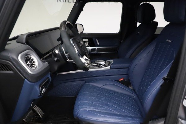 Used 2021 Mercedes-Benz G-Class AMG G 63 for sale $219,900 at Pagani of Greenwich in Greenwich CT 06830 14