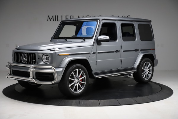Used 2021 Mercedes-Benz G-Class AMG G 63 for sale $219,900 at Pagani of Greenwich in Greenwich CT 06830 2