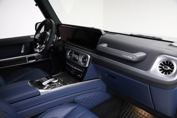 Used 2021 Mercedes-Benz G-Class AMG G 63 for sale $219,900 at Pagani of Greenwich in Greenwich CT 06830 21