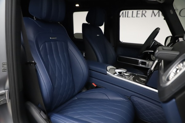 Used 2021 Mercedes-Benz G-Class AMG G 63 for sale $219,900 at Pagani of Greenwich in Greenwich CT 06830 23