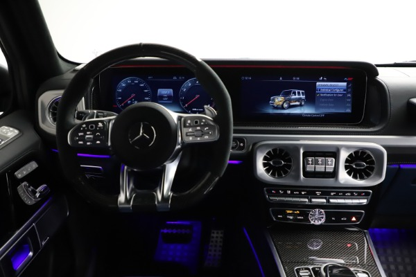 Used 2021 Mercedes-Benz G-Class AMG G 63 for sale $219,900 at Pagani of Greenwich in Greenwich CT 06830 25