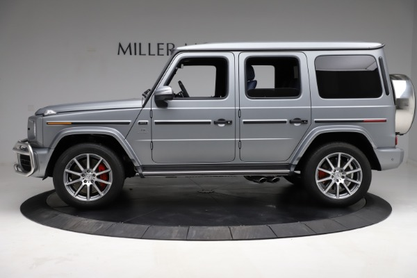 Used 2021 Mercedes-Benz G-Class AMG G 63 for sale $219,900 at Pagani of Greenwich in Greenwich CT 06830 3