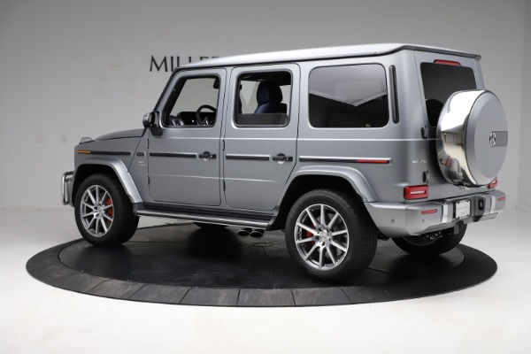 Used 2021 Mercedes-Benz G-Class AMG G 63 for sale $219,900 at Pagani of Greenwich in Greenwich CT 06830 4