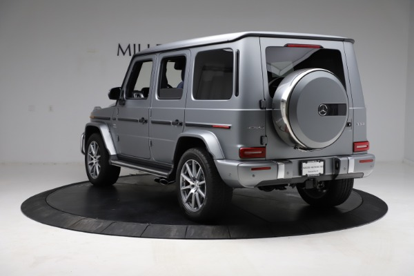 Used 2021 Mercedes-Benz G-Class AMG G 63 for sale $219,900 at Pagani of Greenwich in Greenwich CT 06830 5